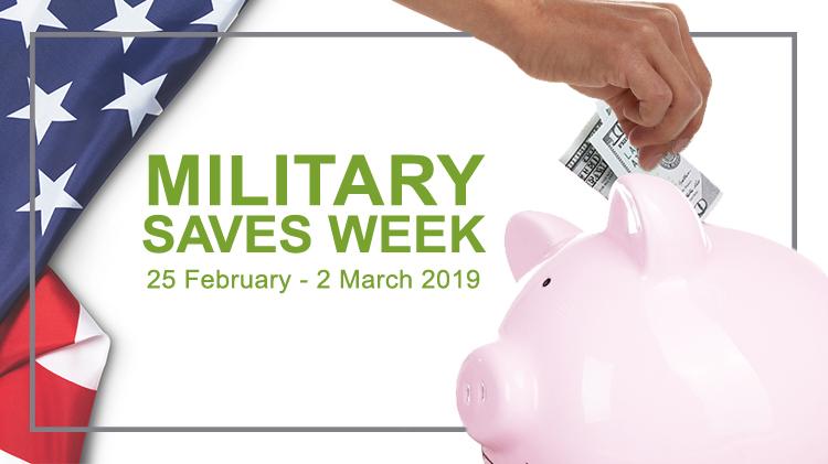 Military Saves Week