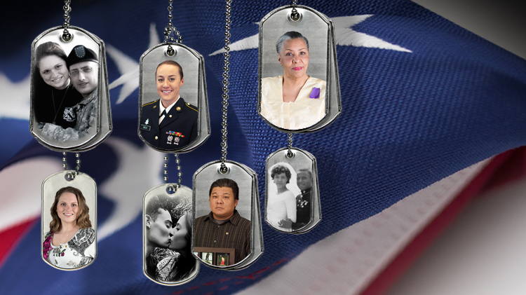 Gold Star Spouses' Day